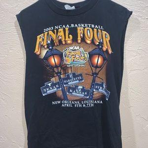 Men's NCAA Basketball Final Four 2003 Shirt